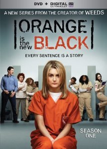 Orange is The New Black DVD