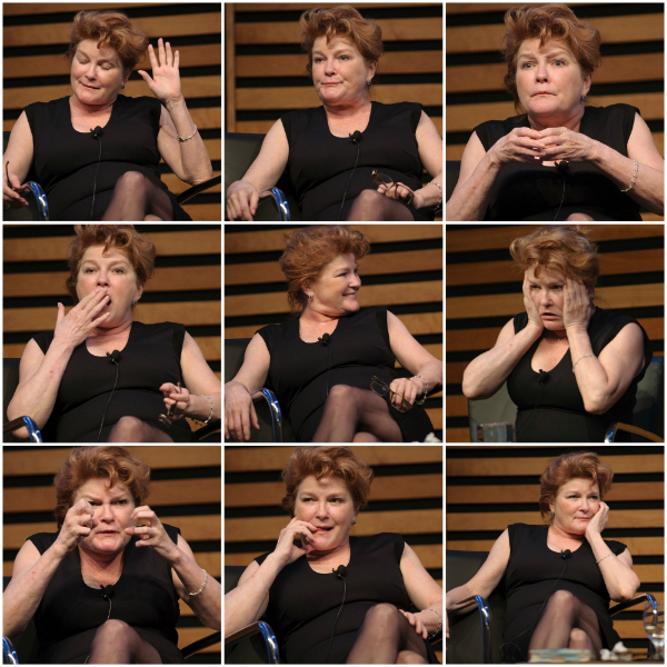 The Many Faces of Kate Mulgrew