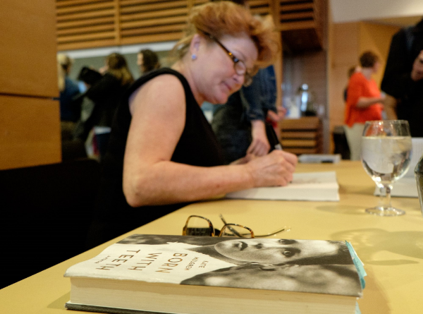 Book signing with Kate Mulgrew